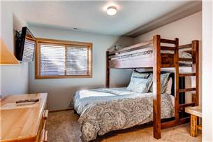 Park City Vacation Rentals - 4th Bedroom