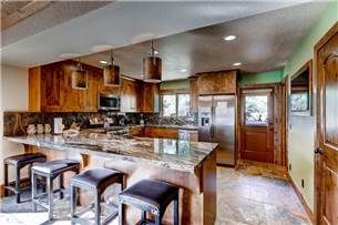 Park City Vacation Rentals - Kitchen