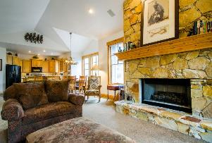 Park City Vacation Condo - Great Room