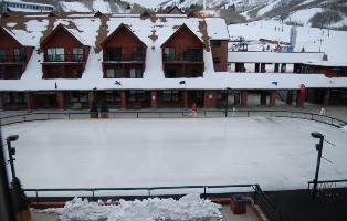 Park City Vacation Rentals - Ice Rink