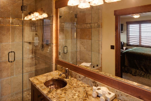 Park City Vacation Rental - 2nd Attached Bathroom