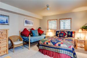 Park City Vacation Rental - 2nd Bedroom