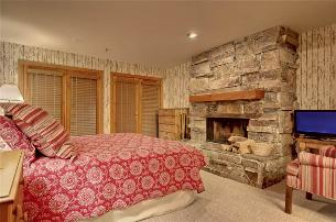 Park City Vacation Rentals - 2nd Bedroom with King Bed