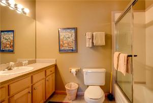 Park City Vacation Rental - 3rd Bathroom