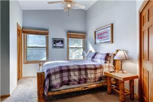 Park City Vacation Rentals - 3rd Bedroom