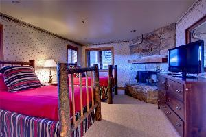 Park City Vacation Rentals - 3rd Bedroom with 2 Twin Beds
