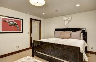 Park City Vacation Rentals - 4th Bedroom with King Bedroom