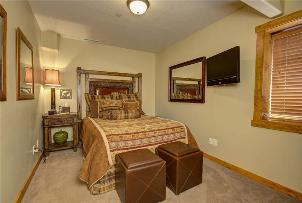 Park City Vacation Rental - 5th Bedroom