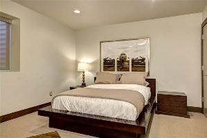 Park City Vacation Rentals - 5th Bedroom with Queen Bed