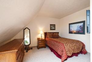 Park City Vacation Rentals - 3rd Bedroom with Queen Bed