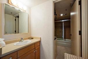 Park City Vacation Rentals - Shared Full Bathroom