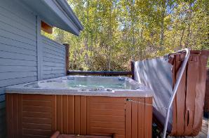 Park City Vacation Rental - Hot Tub