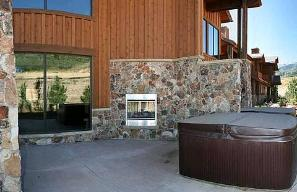 Park City Vacation Rental - Juniper Landing Hot Tub