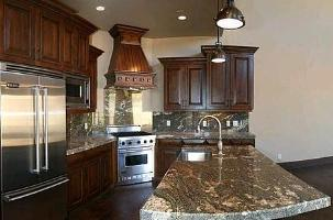 Park City Vacation Rental - Juniper Landing Kitchen