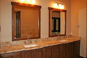 Park City Vacation Rental - Juniper Landing Master Bath