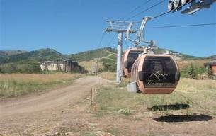 Park City Vacation Rental - Juniper Landing Gondola