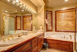 Deer Valley Ski Resort - Master Bathroom