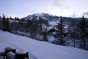 Deer Valley Ski Resort - Ski Run Access