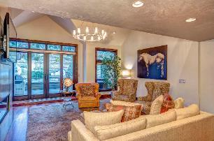 Park City Vacation Rentals - Great Room