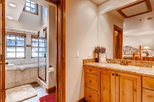 Park City Vacation Rental - 2nd Bedroom Bath
