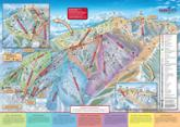 Park City Mountain Resort, Deer Valley and Solitude Trail Maps