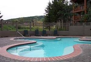 Park City Vacation Rental - Pool
