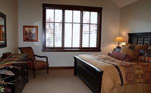 ParK City vacation rental - Silver Star 2nd bedroom