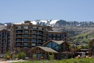 Park City Vacation Rental - Westgate Canyons Resort View