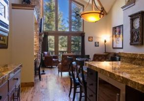Deer Valley Vacation Rental - Kitchen to Great Room