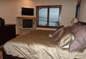 Park City Vacation Rental - Juniper Landing Bedroom