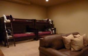 Park City Vacation Rental - Juniper Landing Bonus Room