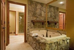 Park City Vacation Rental - Jacuzzi Tub