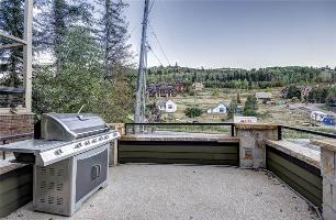 Park City Vacation Rentals - Private Deck with Grill