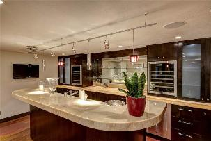Park City Vacation Rentals - Entertainment Room Bar