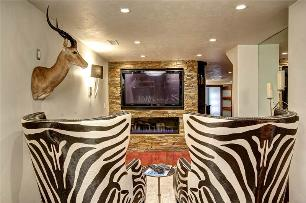 Park City Vacation Rentals - Entertainment Room