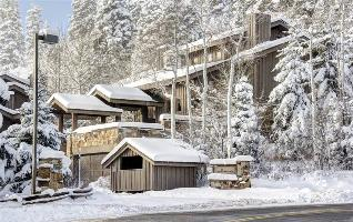 Park City Vacation Rentals - Ski-In/Ski-Out Townhouse