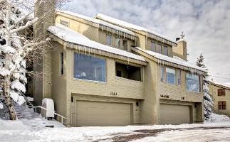 Park City Vacation Rental - Duplex Exterior
