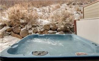 Park City Vacation Rentals - Hot Tub