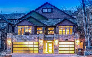 Park City Vacation Rentals - Townhouse Exterior