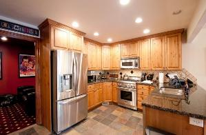 Park City Vacation Rentals - Kitchen with Granite & Stainless