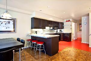 Park City Vacation Rentals - Kitchen & Dining Area