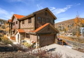 Park City Vacation Rental - Home Exterior