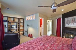 Park City Vacation Rentals - Master Bedroom