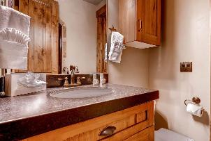 Park City Vacation Rental - 5th Bathroom