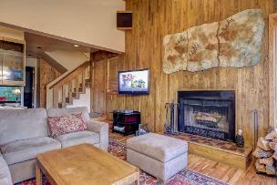 Park City Vacation Rental - Living Room