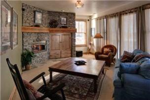 Park City Vacation Rentals - Family Room