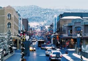 Park City Downtown