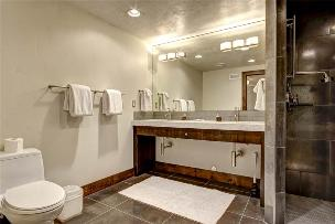 Park City Vacation Rentals - Attached Master Bathroom