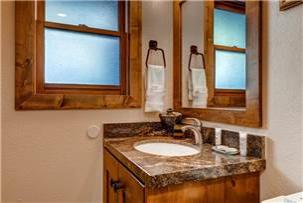 Park City Vacation Rentals - Powder Room