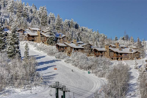 Park City Vacation Rentals - Private Access to Slopes